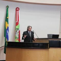 Pavan mobiliza a Assembleia Legislativa para manter unidade da Petrobras em Itajaí