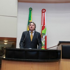 Pavan apresenta proposta que altera modo de escolha do delegado-geral da Polícia Civil