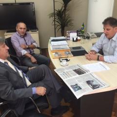 Deputado Leonel Pavan pede melhorias nas rodovias da região da AMFRI