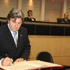 Assembleia aprova contas do governo Pavan de 2010