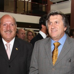 Projeto denomina de Luiz Henrique da Silveira, o Centro de Eventos