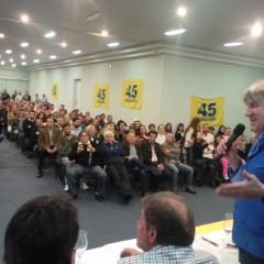 Pavan assume a presidência do PSDB de Balneário Camboriú