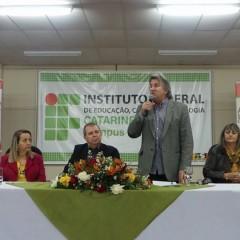 Pavan participa do Seminário Caminhos da Prevenção de Deficiências