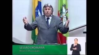 Pronunciamento sobre protestos dos caminhoneiros 12/11/15