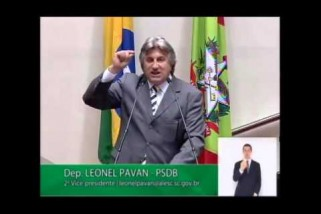 Pronunciamento sobre a duplicação BR-470 -11/11/15